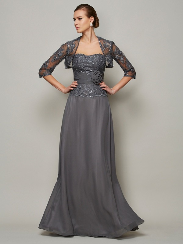 Net 1/2 Sleeves Special Occasion Wrap
