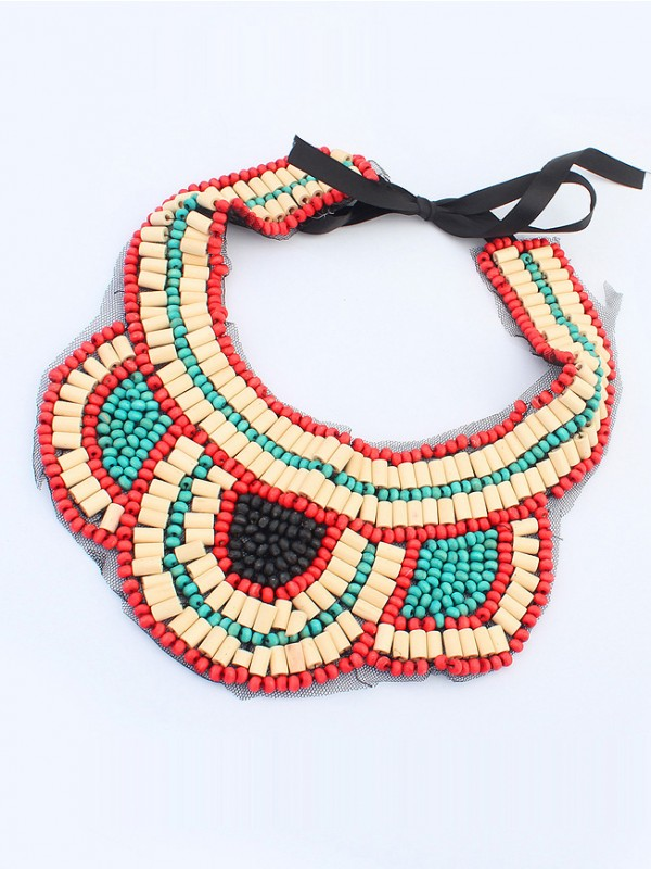 Occident Exotic Personality Retro Hot Sale Necklace-8