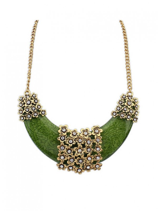 Occident Retro Exotic Style Hyperbolic Hot Sale Necklace