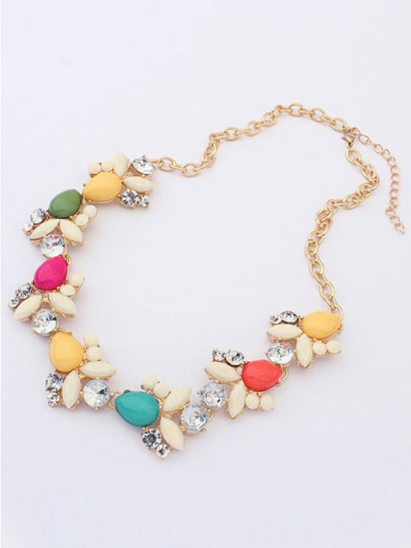 Occident Fresh Style Sweet Hot Sale Necklace