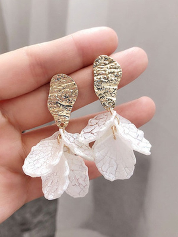 Fashion Flower Hot Sale Earrings For Women
